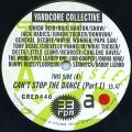Various - Can't Stop The Dance (Part 1) (Greensleeves UK (33rpm))