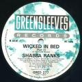 Shabba Ranks - Wicked In Bed (Part 2) (Greensleeves UK)