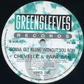 Chevelle Franklyn, Papa San - Gonna Get Along Without You Now (Greensleeves UK)