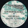 Sanchez, Lady G - Half My Age (Greensleeves UK)