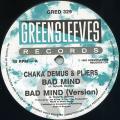 Chaka Demus, Pliers - Bad Mind (Greensleeves UK)