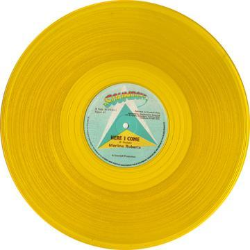 Merlina Roberts - Here I Come (Soundoff UK (Yellow Vinyl))