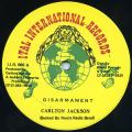 Carlton Jackson - Disarmament (Ital International US)