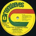 Frankie Paul - Pass The Tu Shen Peng (Greensleeves UK)