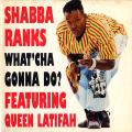 Shabba Ranks, Queen Latifah - What' Cha Gonna Do? (Extended Mix); (Ragga Mix); (40th Street Hip Hop Mix) (Epic US (33rpm))