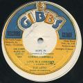 Cornell Campbell; Lui Lepki - Rope In; Love In A Jamdown (Joe Gibbs)
