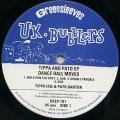 Tippa Irie, Pato Banton - Walk Pon The Spot; (Dub); Duble Trouble; (Dub) (UK Bubblers/Greensleeves UK)