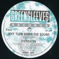 Cocoa Tea - Why Turn Down The Sound (Greensleeves UK)