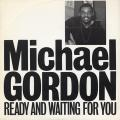 Michael Gordon - Ready And Waiting For You (Fine Style UK)