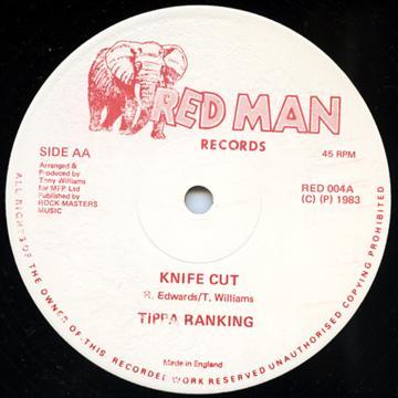 Tippa Ranking Knife Cut