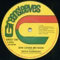 Beres Hammond - She Loves Me Now (Greensleeves UK)