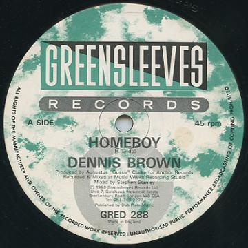 Homeboy / Version
