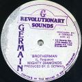 Mighty Diamonds - Brother Man (Germain Revolutionary Sounds)