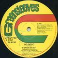 Frankie Paul - Do Good (Greensleeves UK)