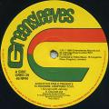Augustus Pablo - El Rockers Chapters I To IV, DJ Cut (With Jah Iny); Clavinet Cut (Greensleeves UK)