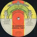 Admiral Tibet - No Disrespect (D & S Unfailing UK)