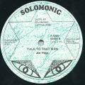 Joe Higgs - Talk To That Man (Solomonic)