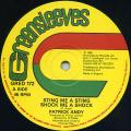 Patrick Andy - Sting Me A Sting Shock Me A Shock (Greensleeves UK)