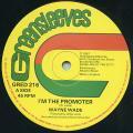 Wayne Wade - I'm The Promoter (Greensleeves UK)