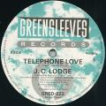 JC Lodge - Telephone Love (Greensleeves UK)