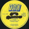 Dan Ratchet, Off Beat Posse - Big Rumpus (Y & D UK)