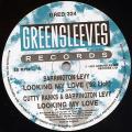 Barrington Levy; Cutty Ranks, Barrington Levy - Looking My Love ('92 Lick); Looking My Love (Greensleeves UK)