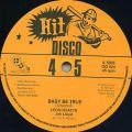 Leon Hyatt, Jah Lloyd - Baby Be True (GG's UK)