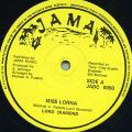 Lord Diamond - Miss Lorna (Jama UK)