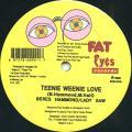 Beres Hammond, Lady Saw - Teenie Weenie Love (Fat Eyes US)