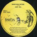 Miss Irie - Man Nah Work (Saxon UK)