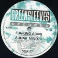 Sugar Minott - Funking Song (Greensleeves UK)