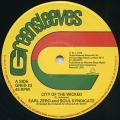Earl Zero, Soul Syndicate - City Of The Wicked (Greensleeves UK)