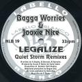 "Bagga Worries, Jooxie Nice - Legalize (Labello Blanco UK 10"" (33rpm))"