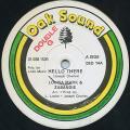 Louisa Mark, Zabandis - Hello There (Oak Sound UK)