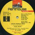 Cutty Ranks - Leave People Man (Penthouse UK)