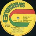 Eek A Mouse - Christmas A Come (Greensleeves UK)