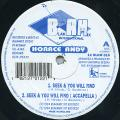 Horace Andy - Seek & You Will Find (Blakamix UK)