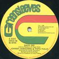 Johnny Osbourne, Papa Tullo - Back Off (Greensleeves UK)
