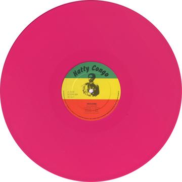 Ella Booth - Imagine (Natty Congo UK (Pink Vinyl))