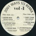 Beenie Man; Elephant Man; Beenie Man - Trouble Maker; You Must Die 2001; Trouble Maker (Blank US (33rpm))