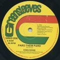 King Kong - Paro Them Paro (Greensleeves UK)