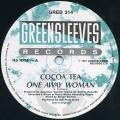 Cocoa Tea - One Away Woman (Greensleeves UK)