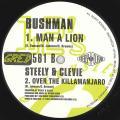 Bushman - Man A Lion (Greensleeves UK)