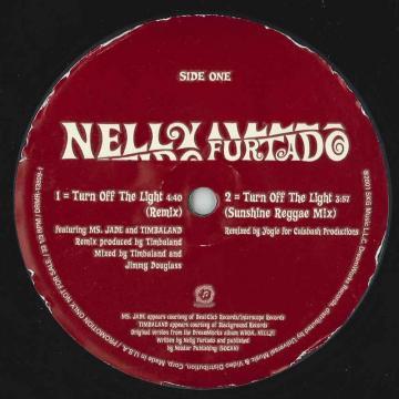 ReggaeCollector com - Nelly Furtado, Ms Jade, Timbaland