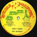 Pad Anthony - Don't Worry (Rockers Forever US)