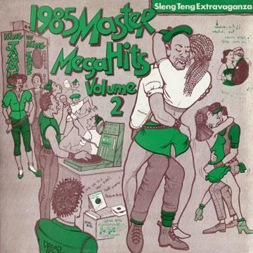 Various - Jammys Sleng Teng Extravaganza 95