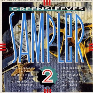 Various greensleeves sampler 2 (vinyl, lp) at discogs.