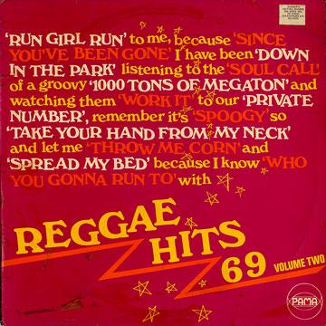 Various Reggae Hits 69 Volume One
