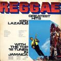 Ken Lazarus - Reggae Greatest Hits (Steady US)