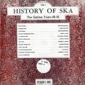 Various - History Of Ska Volume 1 (Studio One-Re (Old Press))